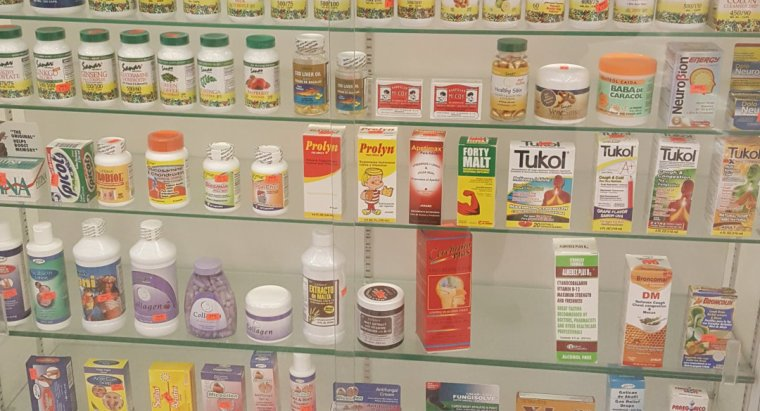 products and medicine