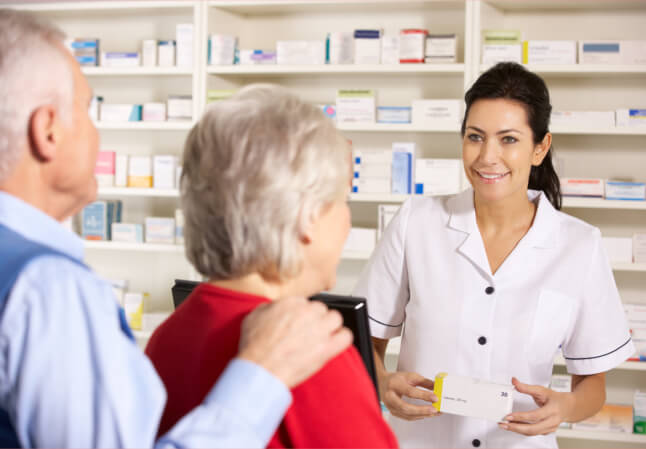 Top Medication Adherence Problems Among Seniors