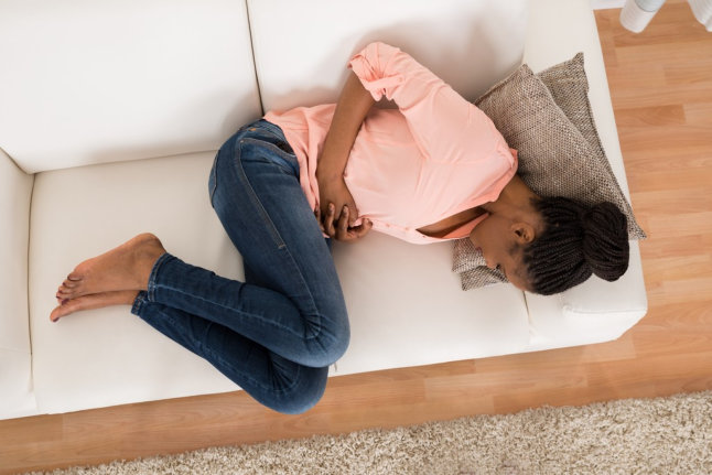 A Woman's Guide to Relieving the Menstrual Cramps